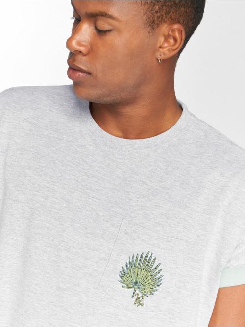 Just Rhyse T-Shirt Pinra grau