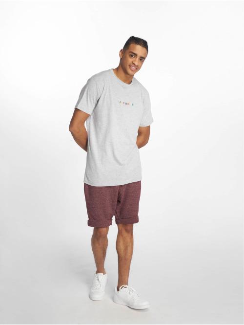 Just Rhyse T-Shirt Niceville grau