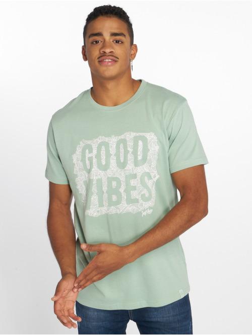 Just Rhyse T-Shirt Vichayito grün