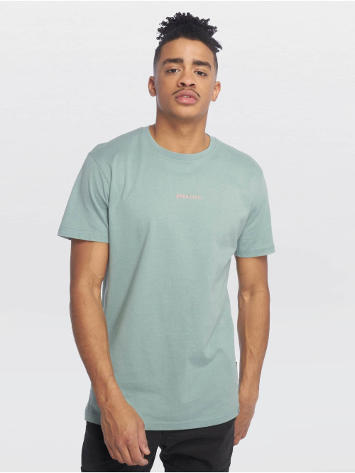 Just Rhyse T-Shirt Spring Hill türkis