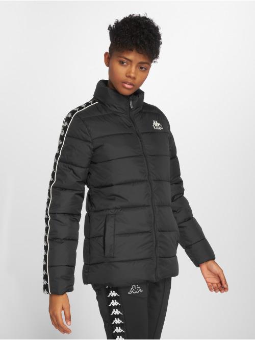 Kappa Puffer Jacket Denise schwarz