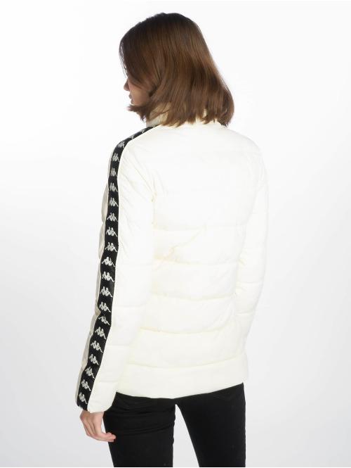 Kappa Puffer Jacket Denise weiß