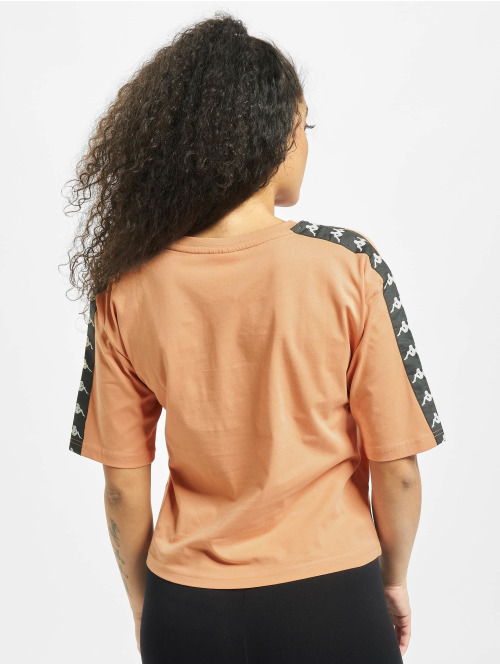 Kappa T-Shirt  orange