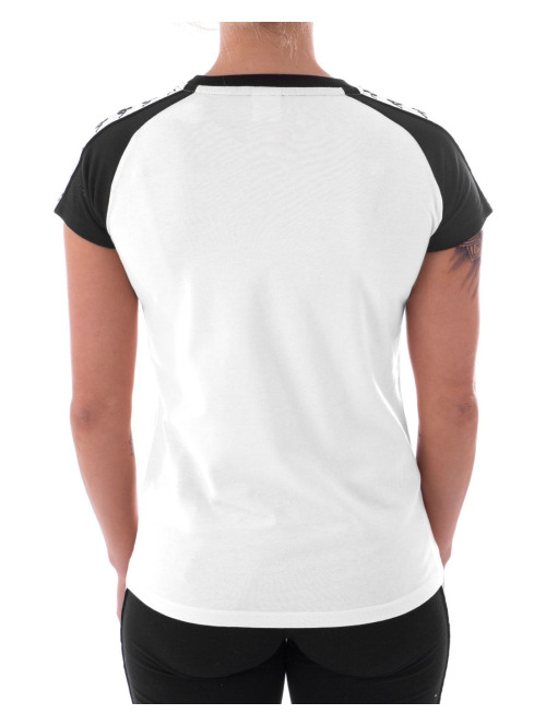 Kappa T-Shirt  weiß