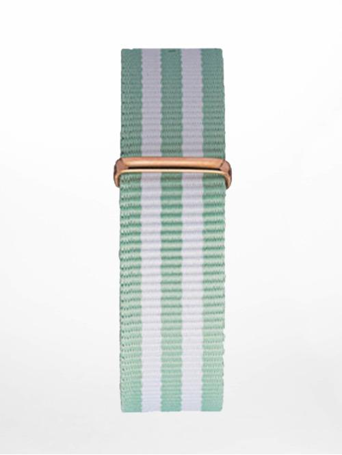 Kapten & Son Armband Nylon Strap grün