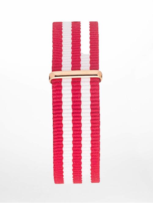 Kapten & Son Armband Nylon Strap rot