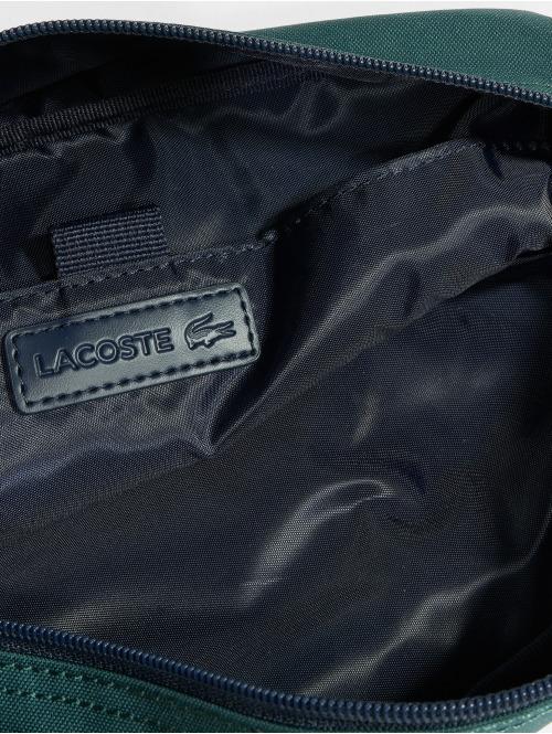 Lacoste Tasche Patch blau