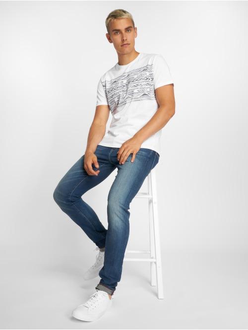 Le Temps Des Cerises Slim Fit Jeans 700/11 blau