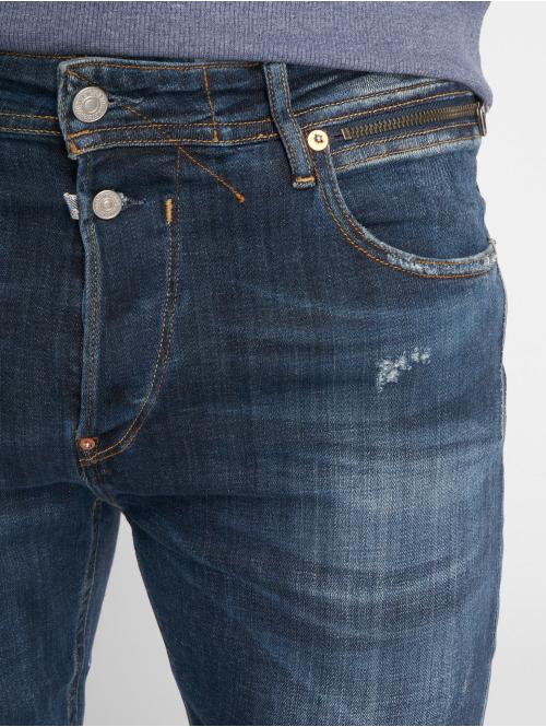 Le Temps Des Cerises Slim Fit Jeans 900/15 blau