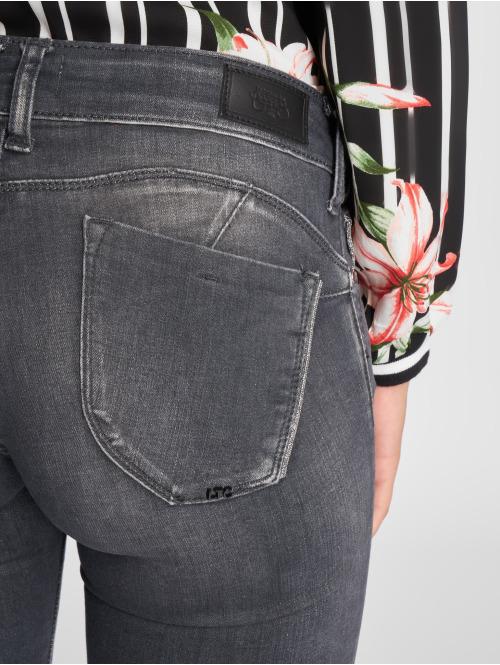 Le Temps Des Cerises Slim Fit Jeans Pulp grau