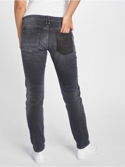 Le Temps Des Cerises Straight Fit Jeans 200/43 schwarz