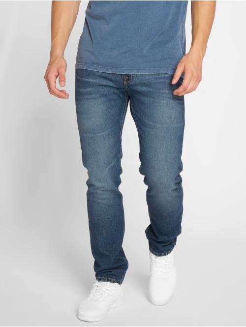 Lee Slim Fit Jeans Rider blau