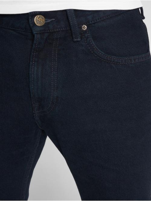 Lee Straight Fit Jeans Rider blau
