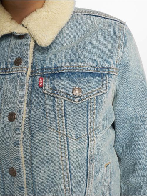 Levi's® Jeansjacken Original Denim blau