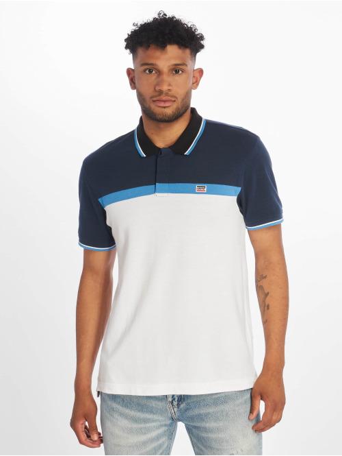 Levi's® Poloshirt Sportswear Polo blau