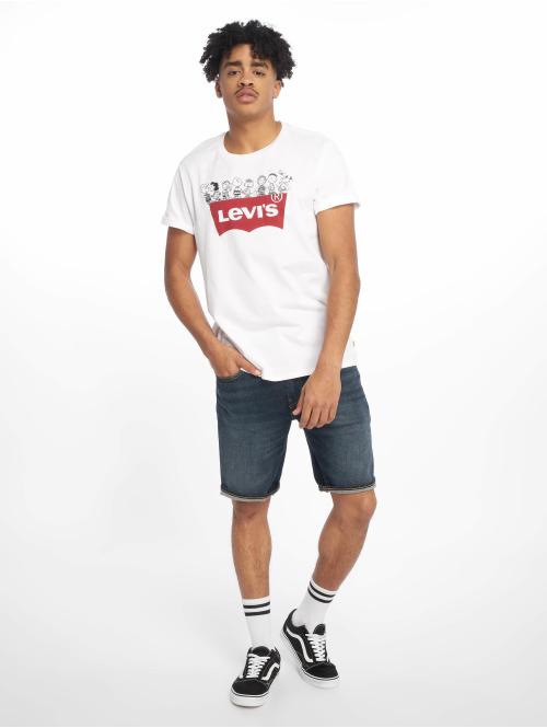 Levi's® Shorts 502 Taper Hemmed Saturn Denim indigo