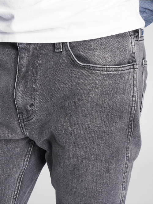 Levi's® Slim Fit Jeans Line 8 grau