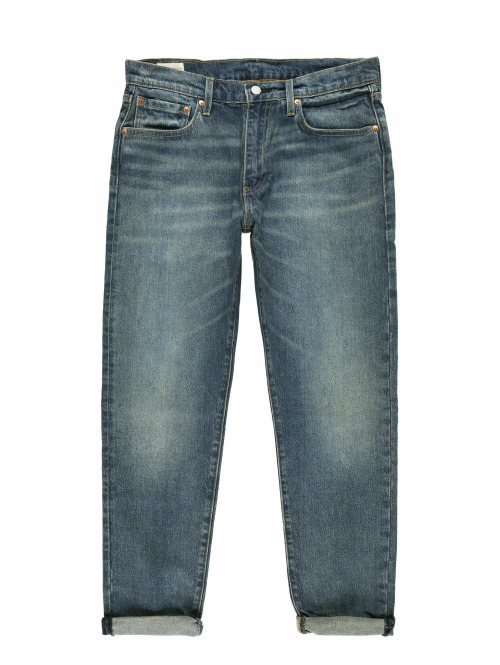 Levi's® Slim Fit Jeans Hiball Roll indigo