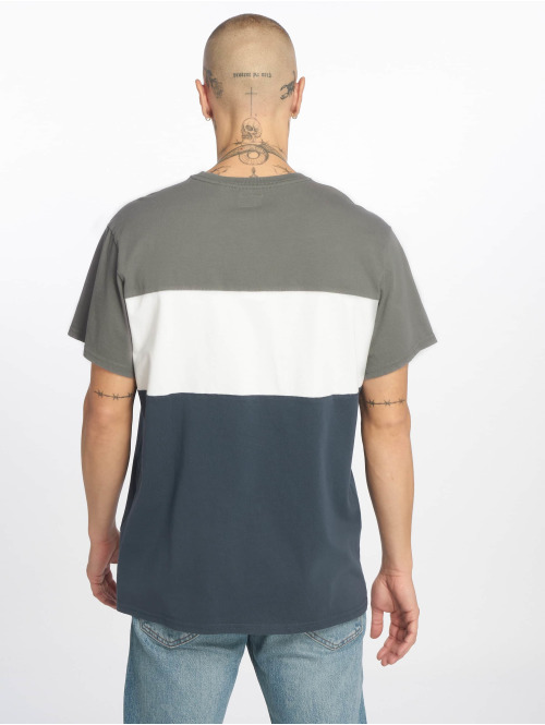 Levi's® T-Shirt Colorblock blau