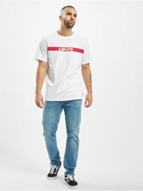 Levi's® T-Shirt Oversized Graphic weiß