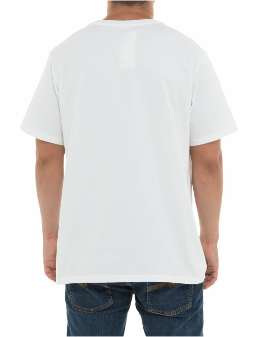 Levi's® T-Shirt Oversized Graphic weiß