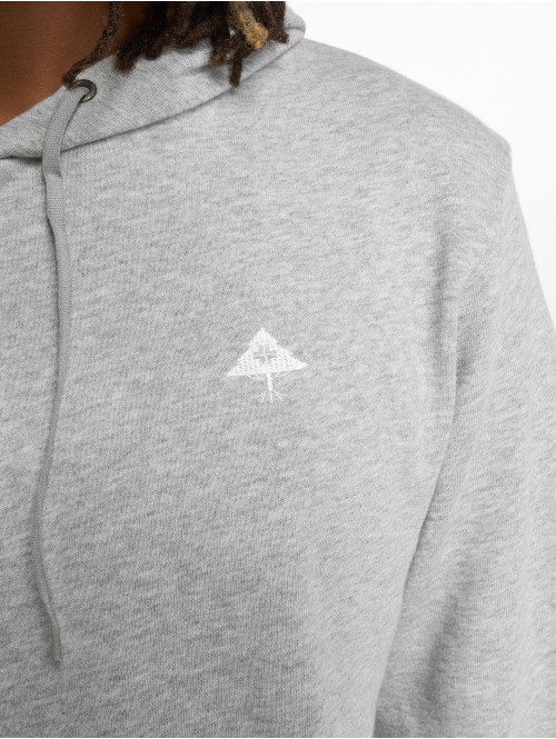 LRG Hoody Research grau