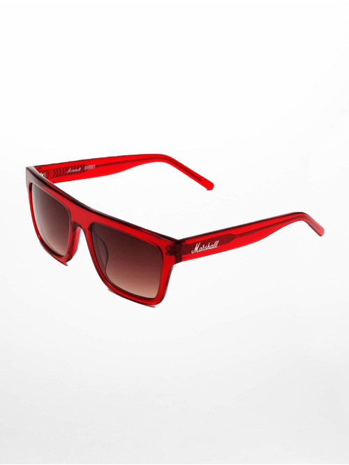 Marshall Eyewear Sonnenbrille Johnny Small rot
