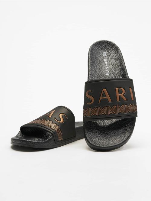 Massari Slipper/Sandaal  Sandals Black...