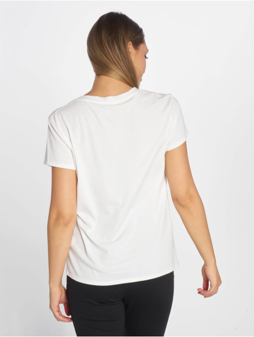 Mavi Jeans T-Shirt Galaxy Applique weiß