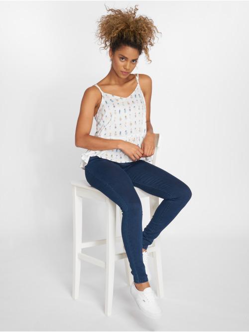 Mavi Jeans Top Printed weiß