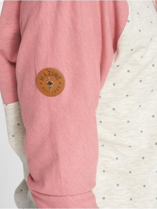 Mazine Hoody Yakima Batwing rosa