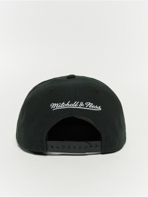 Mitchell & Ness Snapback Cap Black Team Arch Toronto Raptors schwarz