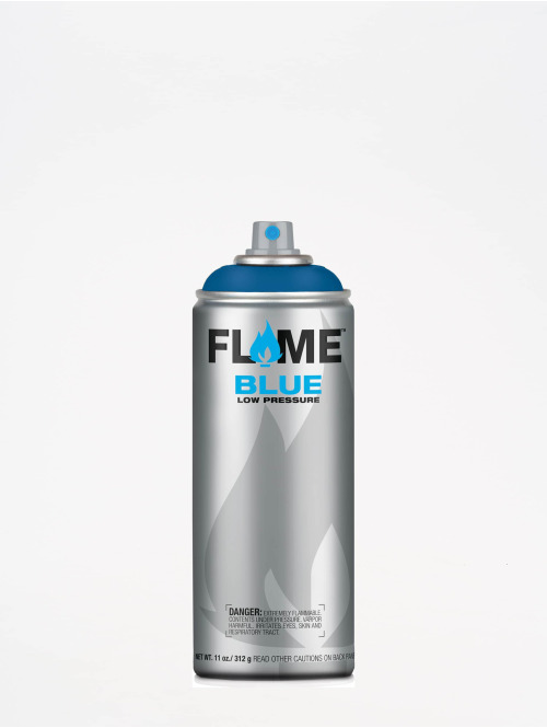 Molotow Bombes Flame Blue 400ml Spray Can 520 Cremeblau Dunkel bleu