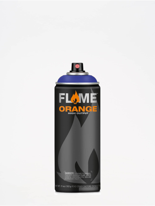 Molotow Bombes Flame Orange 400ml Spray Can 426 Kosmosblau bleu