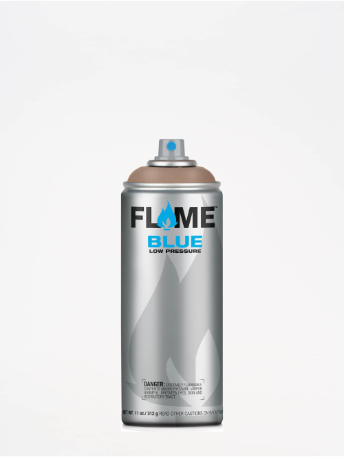 Molotow Bombes Flame Blue 400ml Spray Can 719 Charakterbraun brun