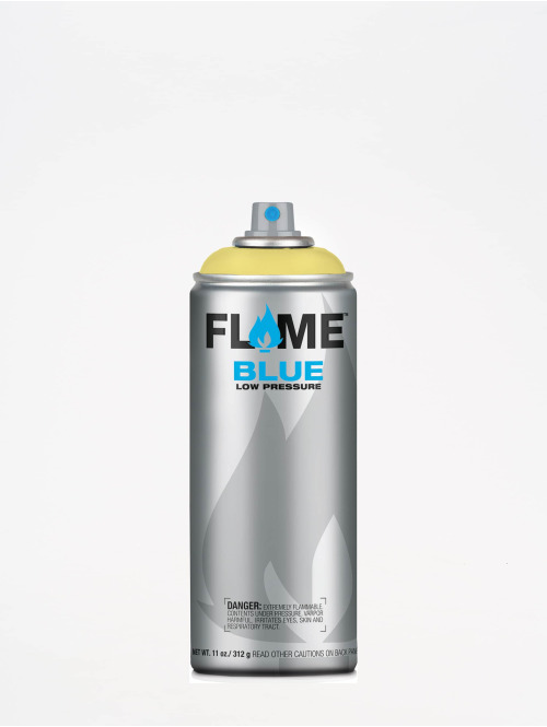Molotow Bombes Flame Blue 400ml Spray Can 100 Vanille jaune