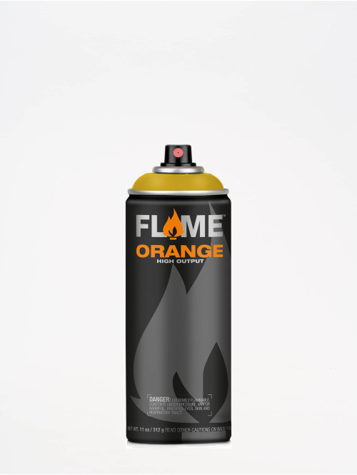 Molotow Bombes Flame Orange 400ml Spray Can 625 Senf jaune