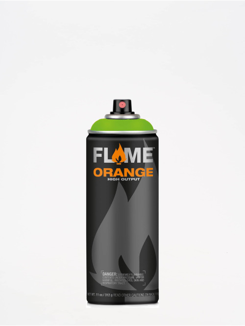 Molotow Bombes Flame Orange 400ml Spray Can 642 Kiwi vert