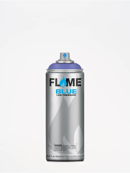 Molotow Spray Cans Flame Blue 400ml Spray Can 424 Kosmosblau Hell blue