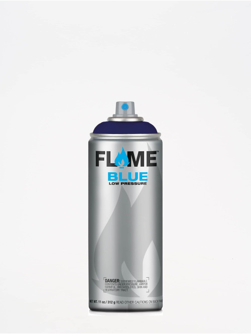 Molotow Spray Cans Flame Blue 400ml Spray Can 428 Kosmosblau Dunkel blue