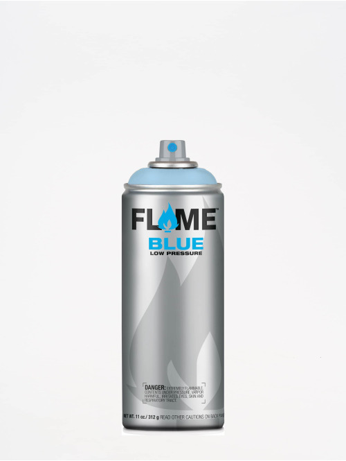 Molotow Spray Cans Flame Blue 400ml Spray Can 502 Lighting Blau blue