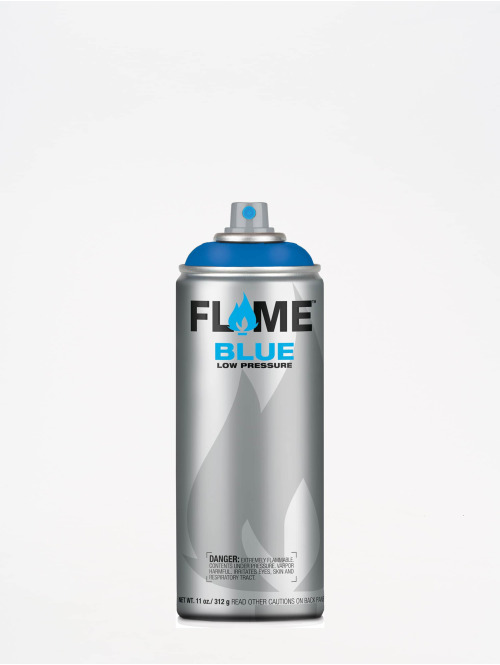Molotow Spray Cans Flame Blue 400ml Spray Can 510 Himmelblau blue