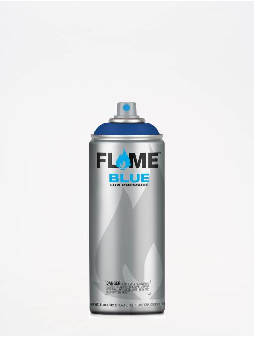 Molotow Spray Cans Flame Blue 400ml Spray Can 514 Echtblau blue