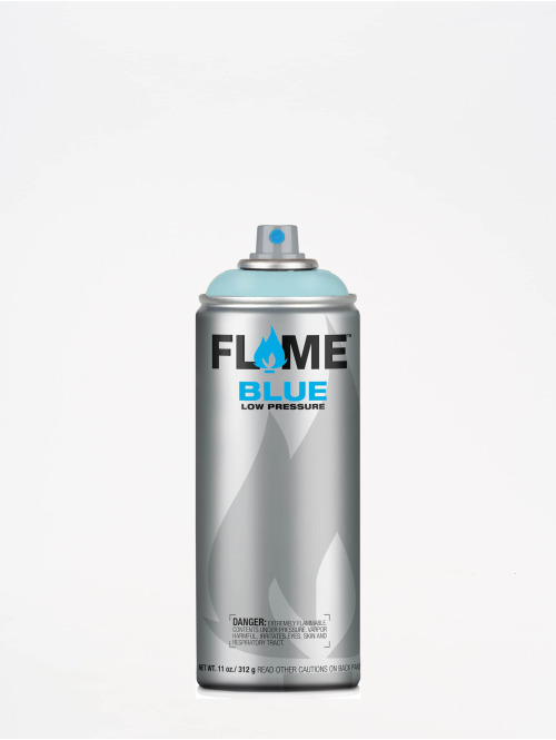 Molotow Spray Cans Flame Blue 400ml Spray Can 600 Riviera Hell blue