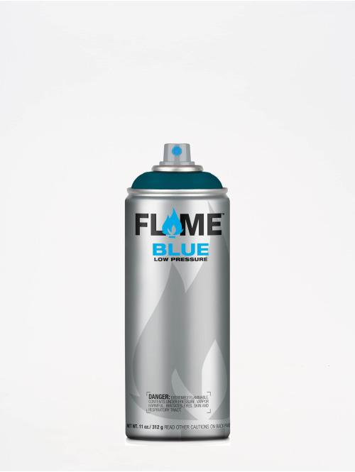 Molotow Spray Cans Flame Blue 400ml Spray Can 618 Aqua blue