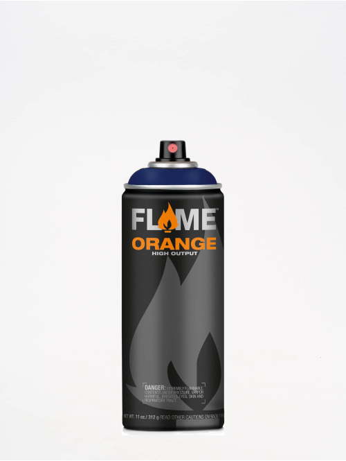Molotow Spray Cans Flame Orange 400ml Spray Can 515 Ultramarineblau blue