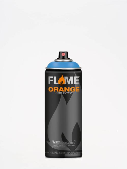 Molotow Spray Cans Flame Orange 400ml Spray Can 508 Lichtblau blue