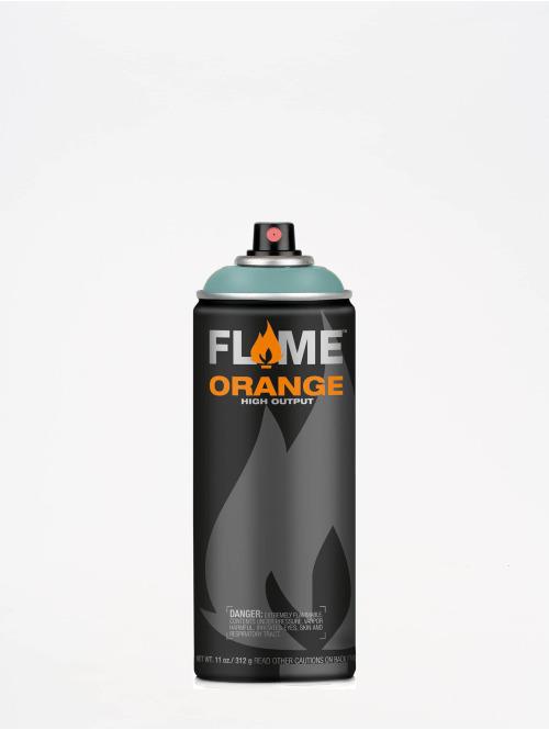 Molotow Spray Cans Flame Orange 400ml Spray Can 532 Grünspan Mittel blue