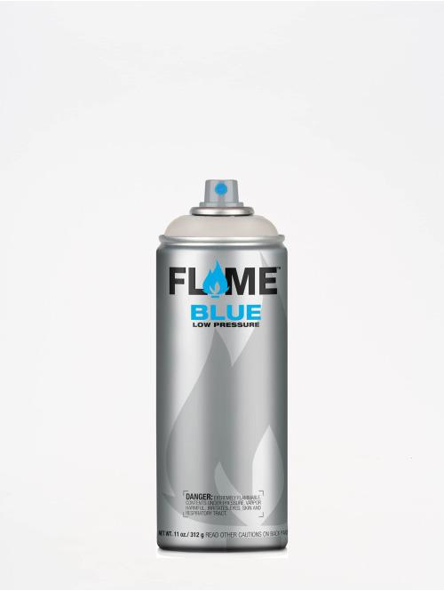 Molotow Spray Cans Flame Blue 400ml Spray Can 834 Hellgrau Neutral gray