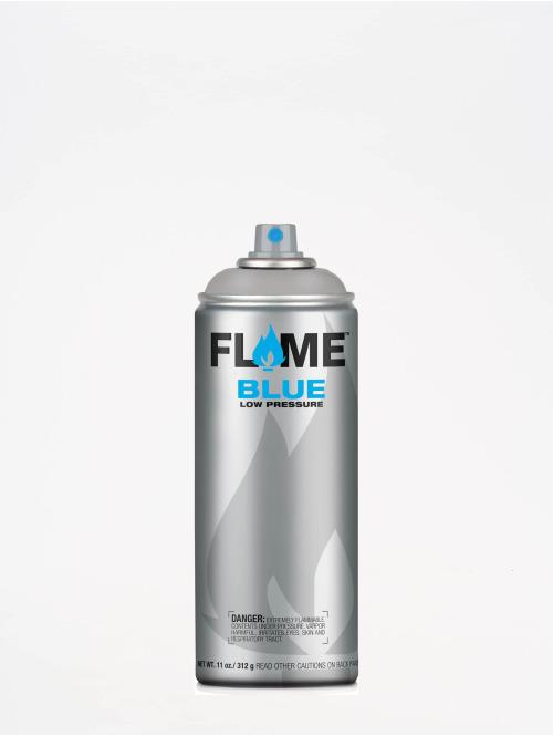 Molotow Spray Cans Flame Blue 400ml Spray Can 836 Mittelgrau Neutral gray